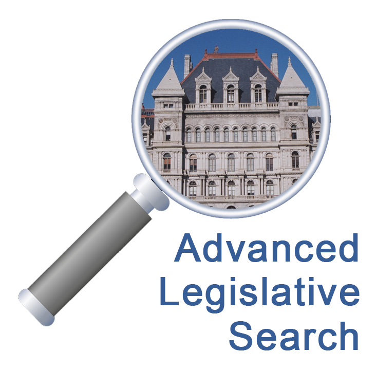 Advanced Legislative Search