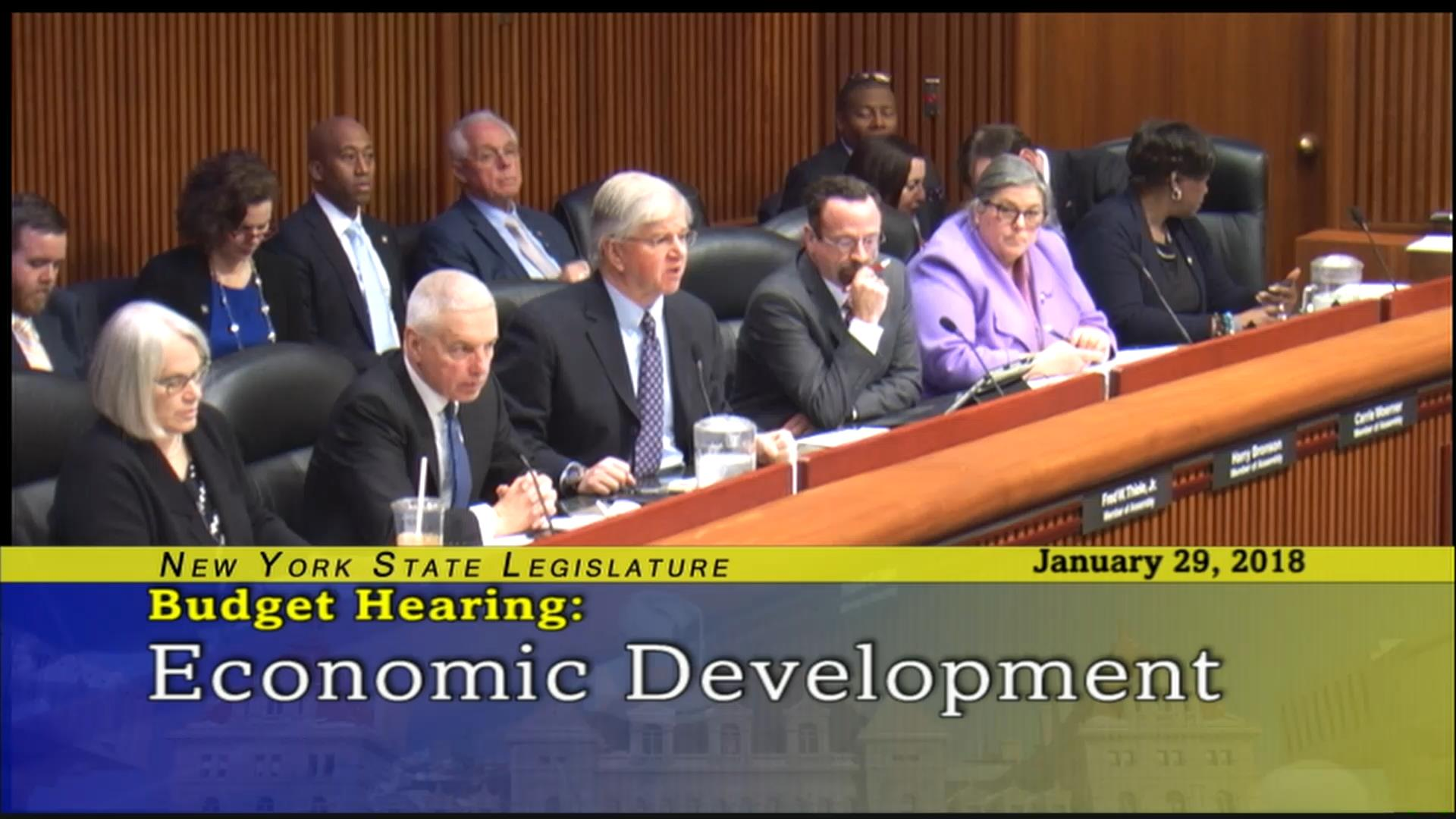 Economic Development Initiatives