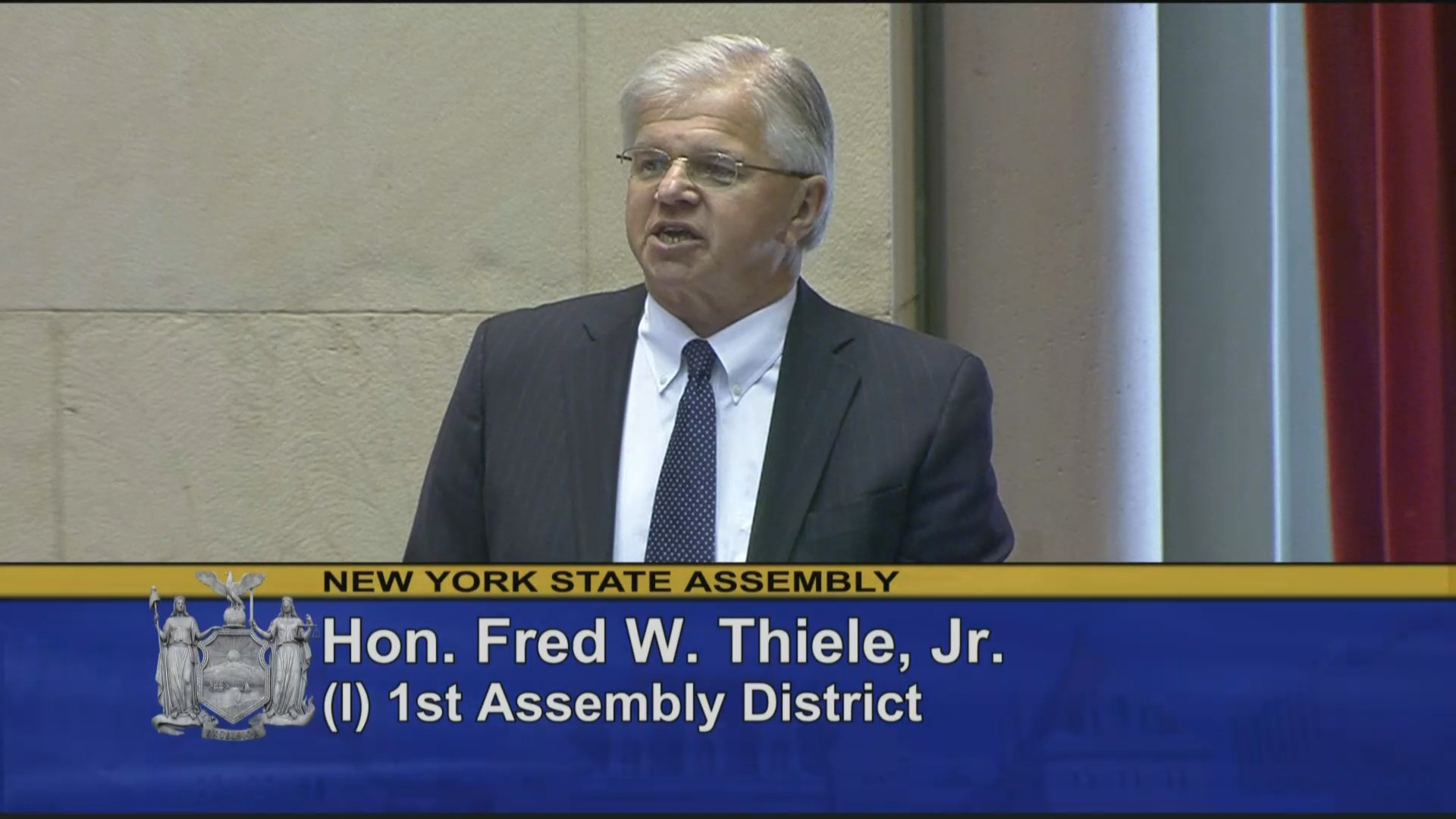 Thiele Passes Measure to Improve Teacher Evaluation System