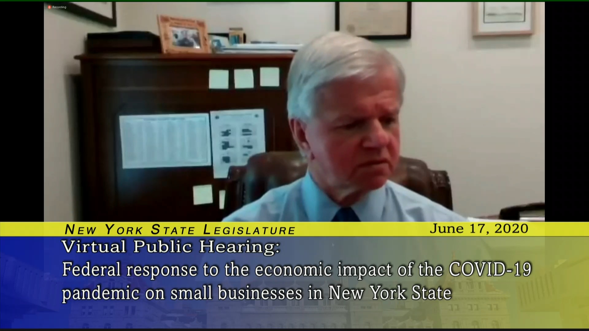 COVID-19 Impact on Small Business in NY