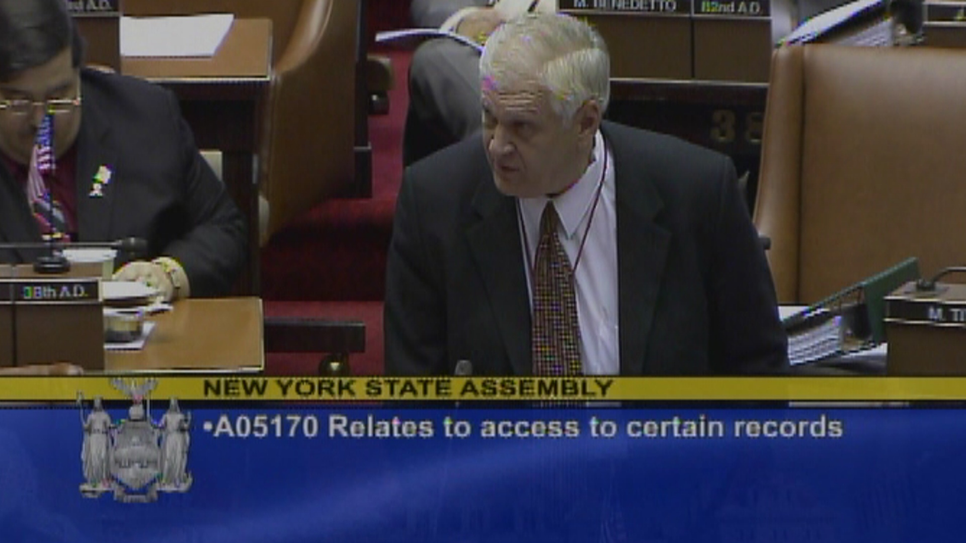 Assembly Sunshine Week Legislation