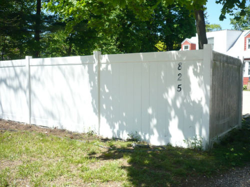 Assemblyman Ramos sponsored the graffiti removal campaign that cleaned the graffiti off this fence