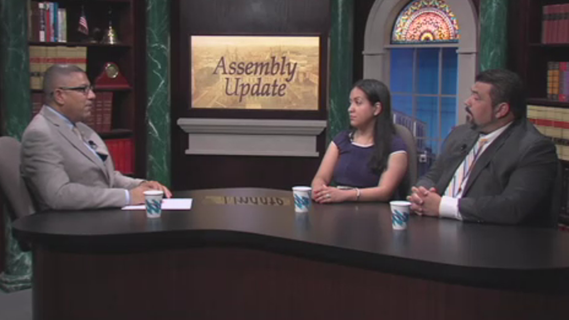 Salvadorian Community Leaders Visit Albany