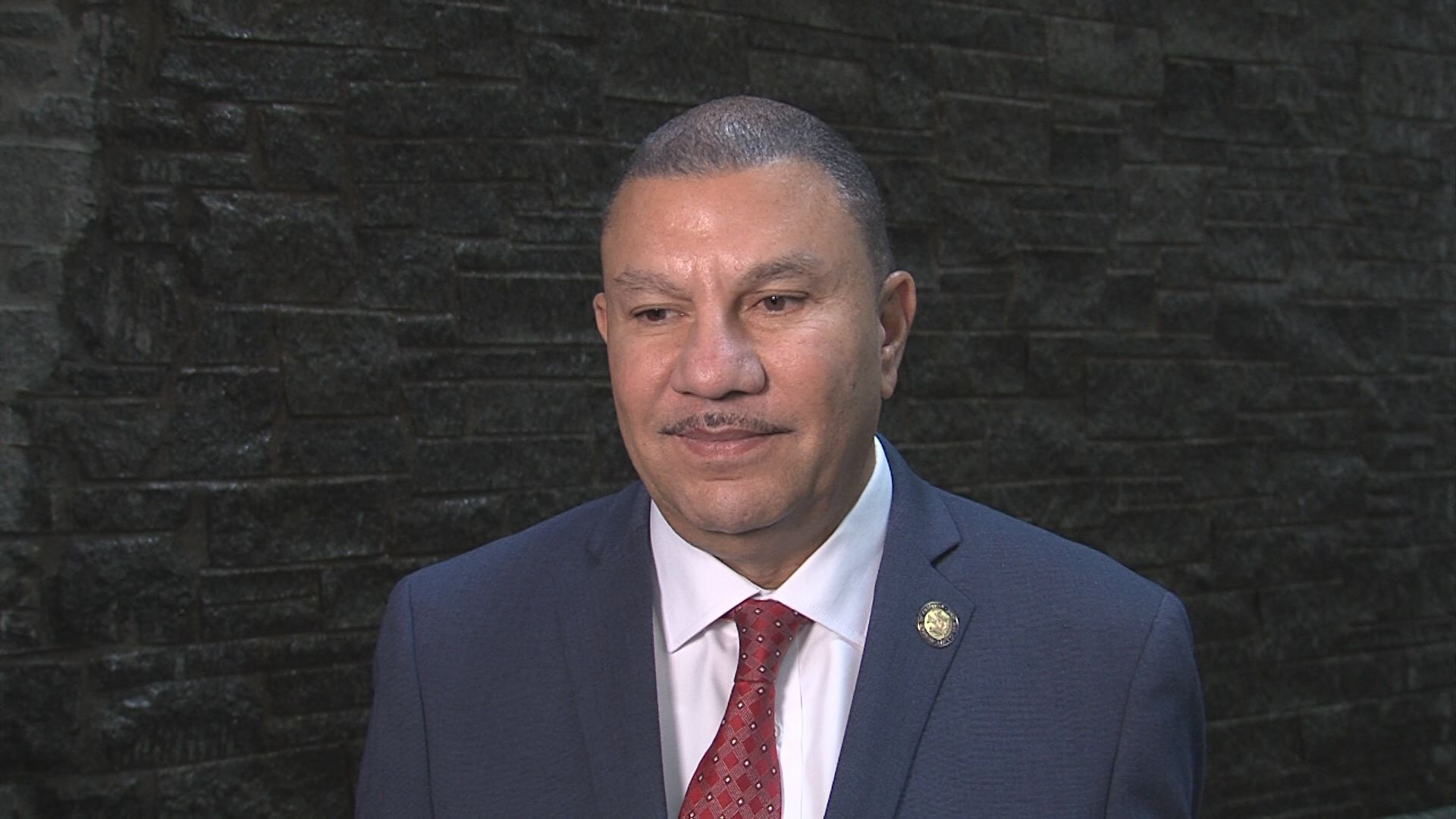 Ramos Discusses Issues on Preventing Gang Violence and Schools