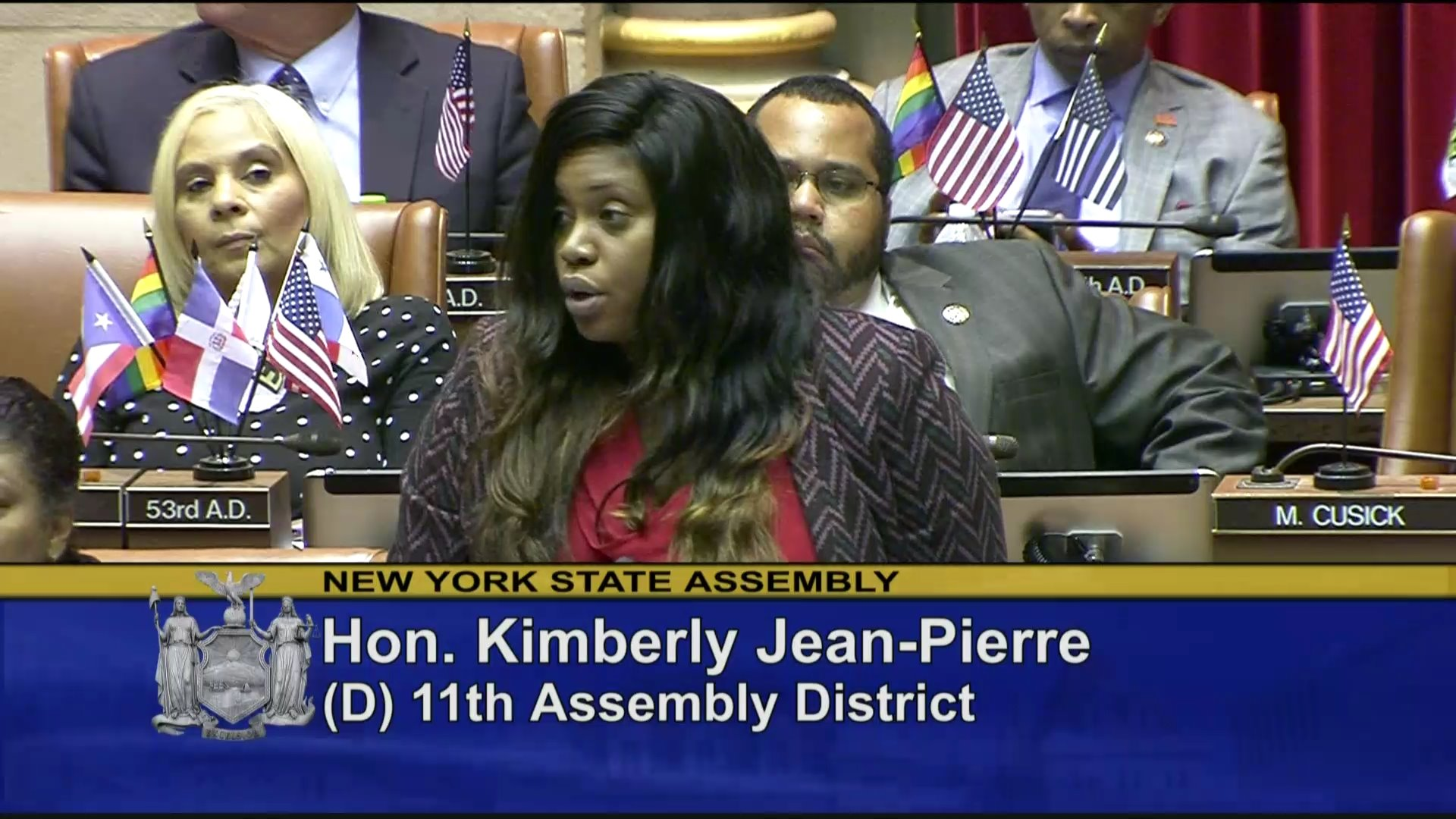 Assemblywoman Jean-Pierre Fights for Safer Boating