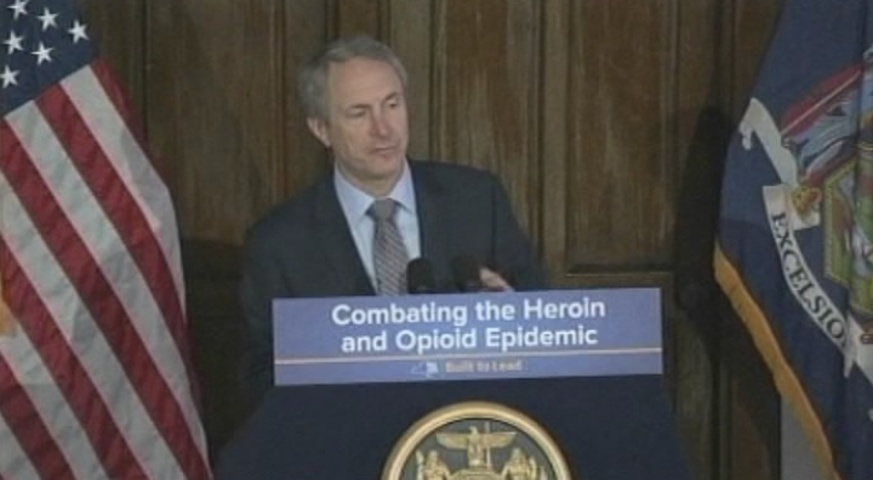 Anti-Heroin and Opioid Laws