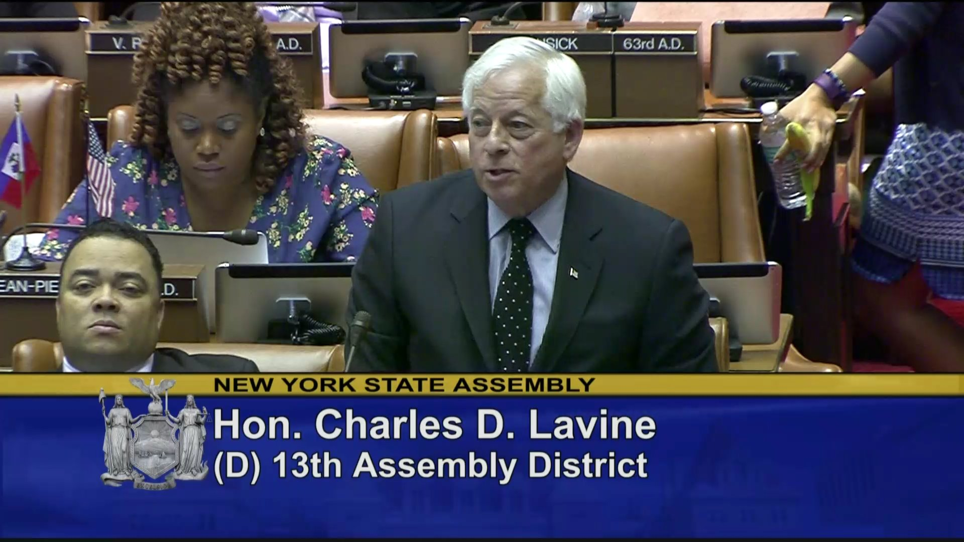 Lavine Votes to Improve the Teacher Evaluation System