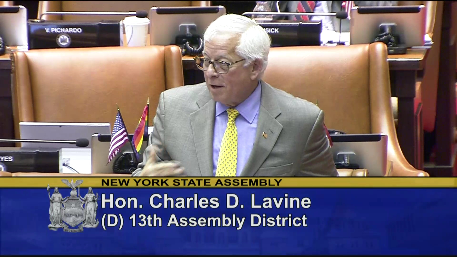 Lavine Discusses Minimum Wage for Car Wash Workers