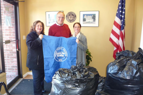 Assemblyman McDonough's annual Coats for Kids drive was a huge success. Thank you to all!
