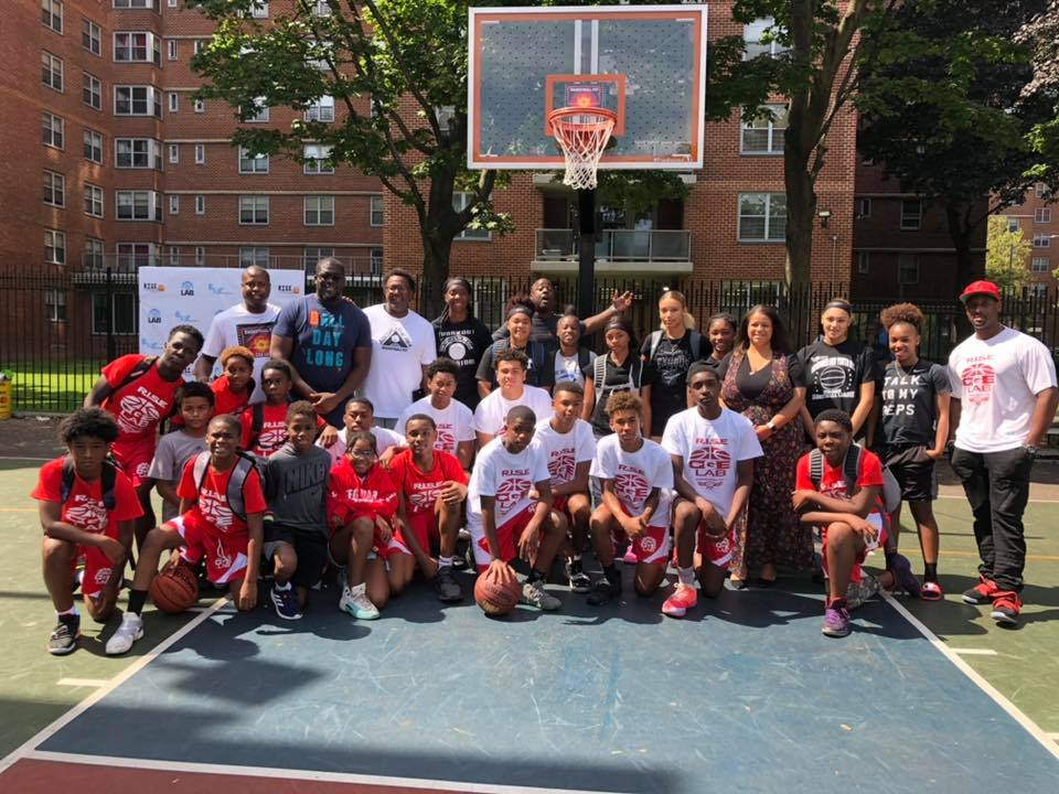 2019 R.I.S.E. Basketball Tournament for Prostate Cancer Awareness: Assemblywoman Solages joins local residents to promote Prostate Cancer Awareness at the R.I.S.E. Basketball Tournament.