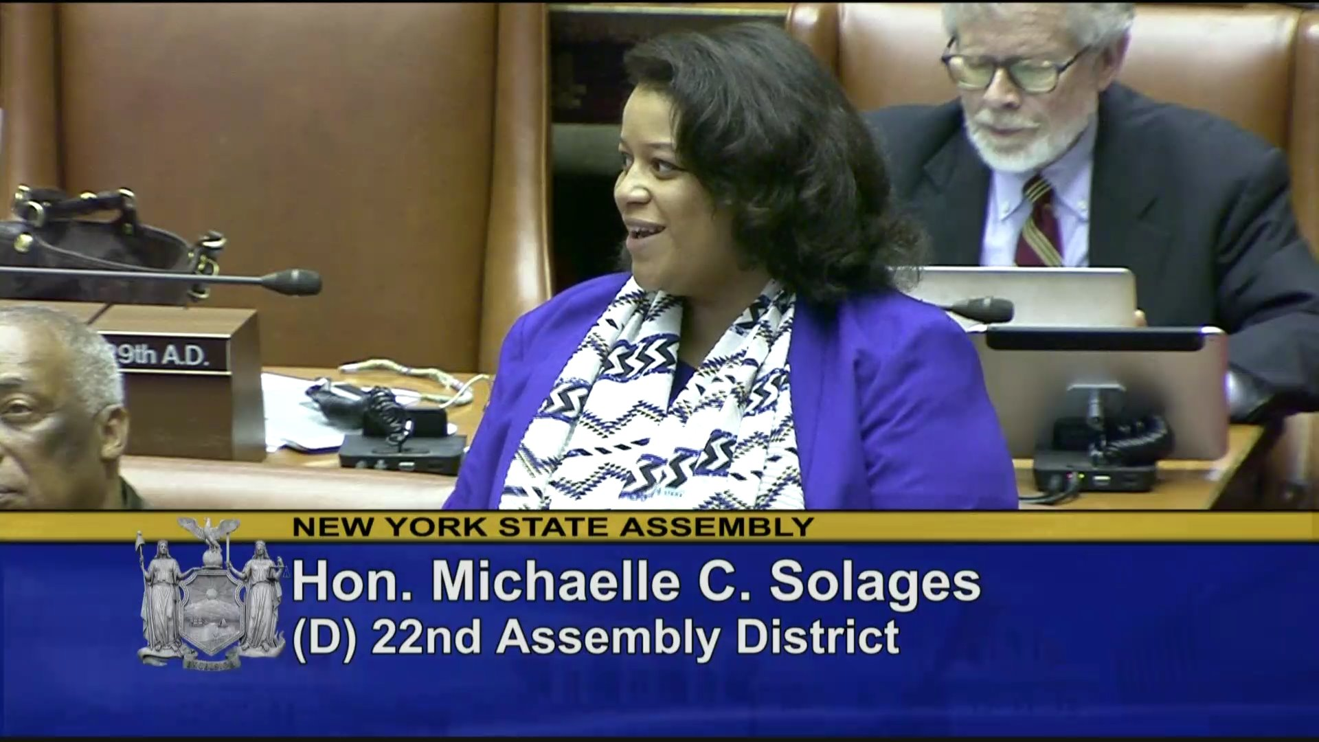 Assemblymember Solages Introduces Haitian Unity Day Resolution