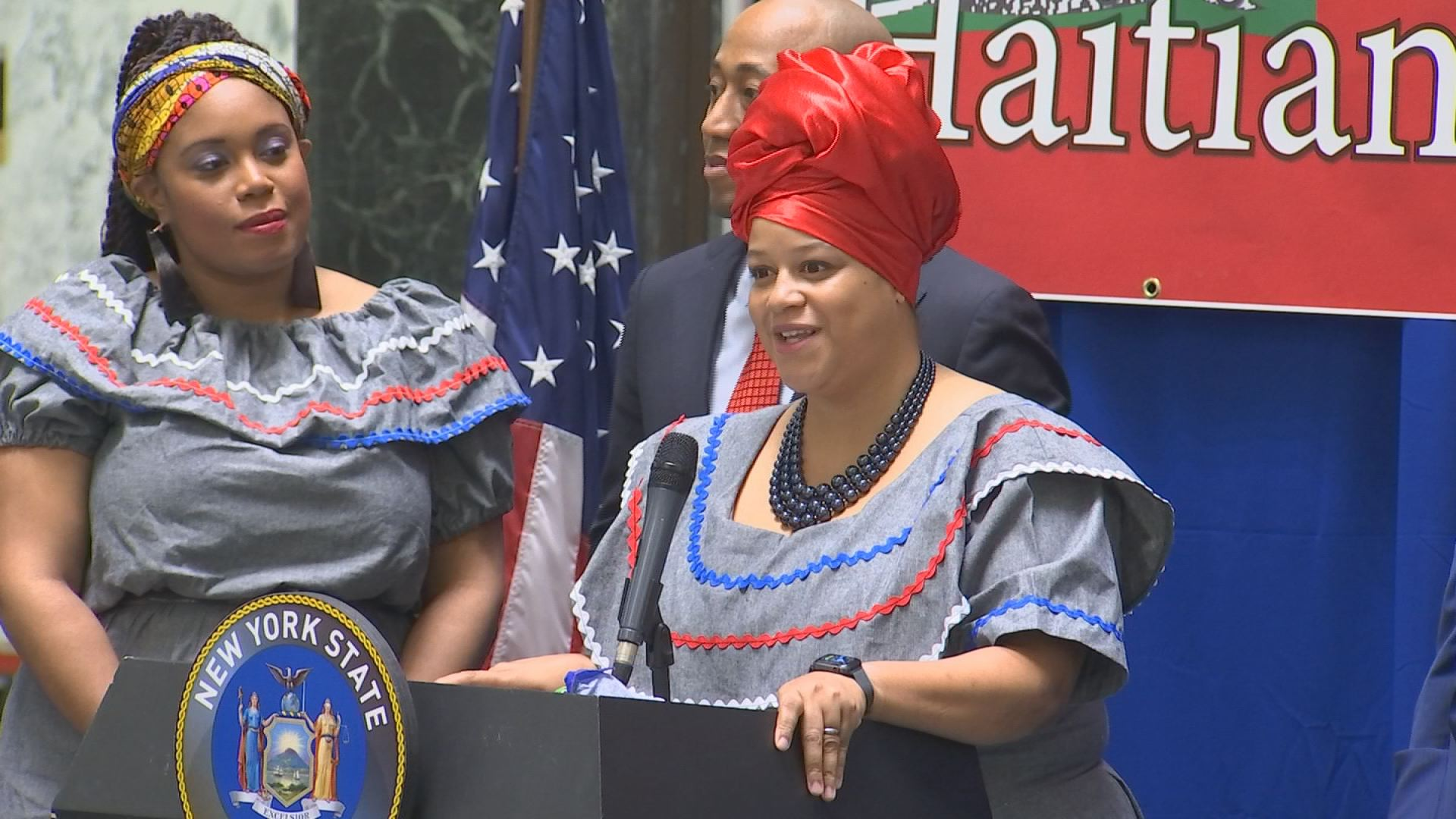 Solages Celebrates Haitian Unity Day