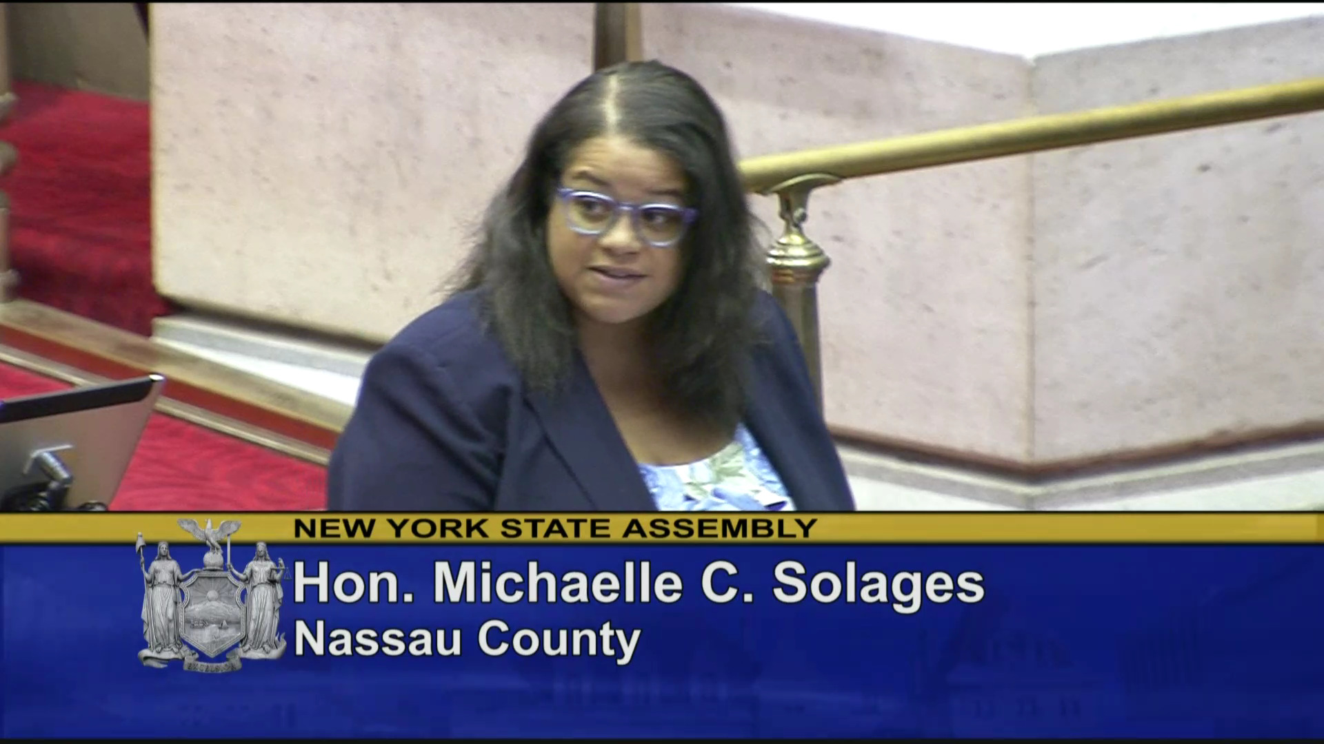 Solages Fights For Child Care Programs