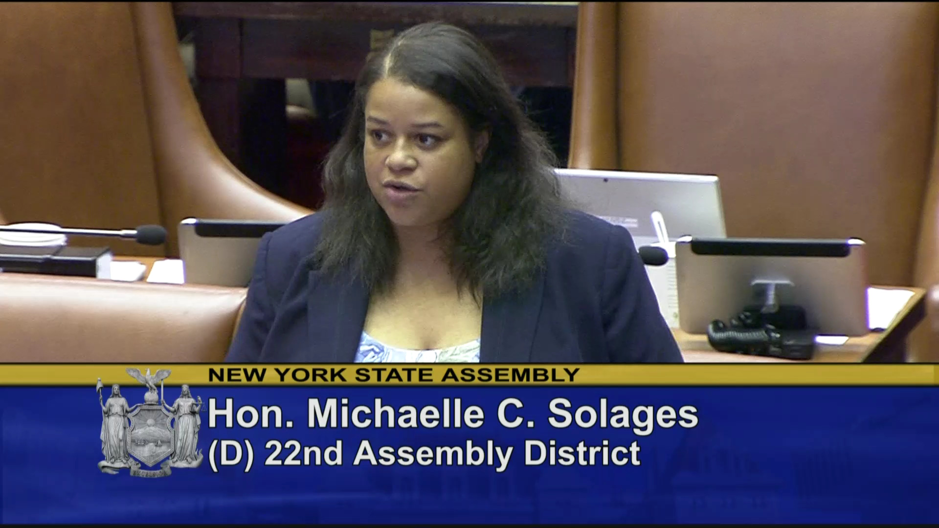 Solages Advocates for Child Care