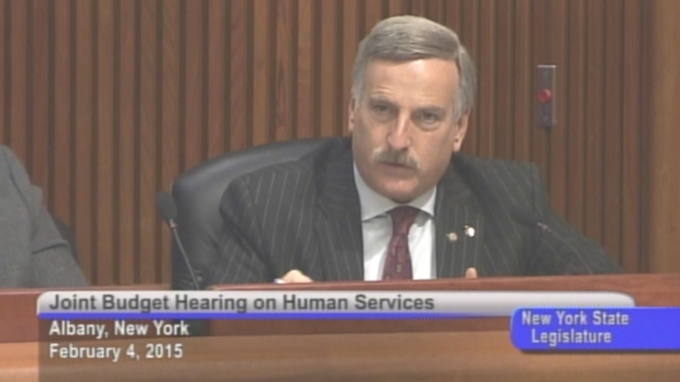 Human Services Budget Hearing