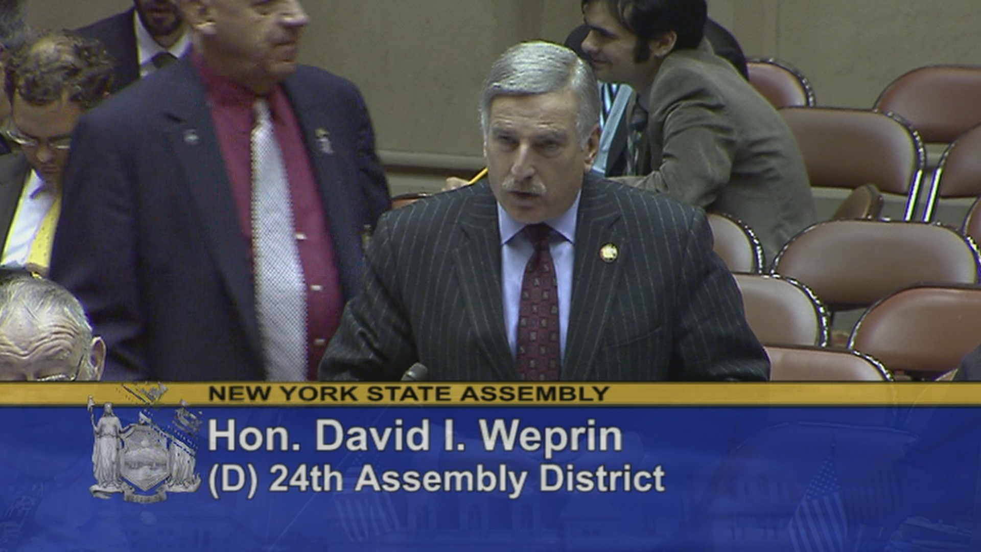 Weprin Commemorating The Lunar New Year