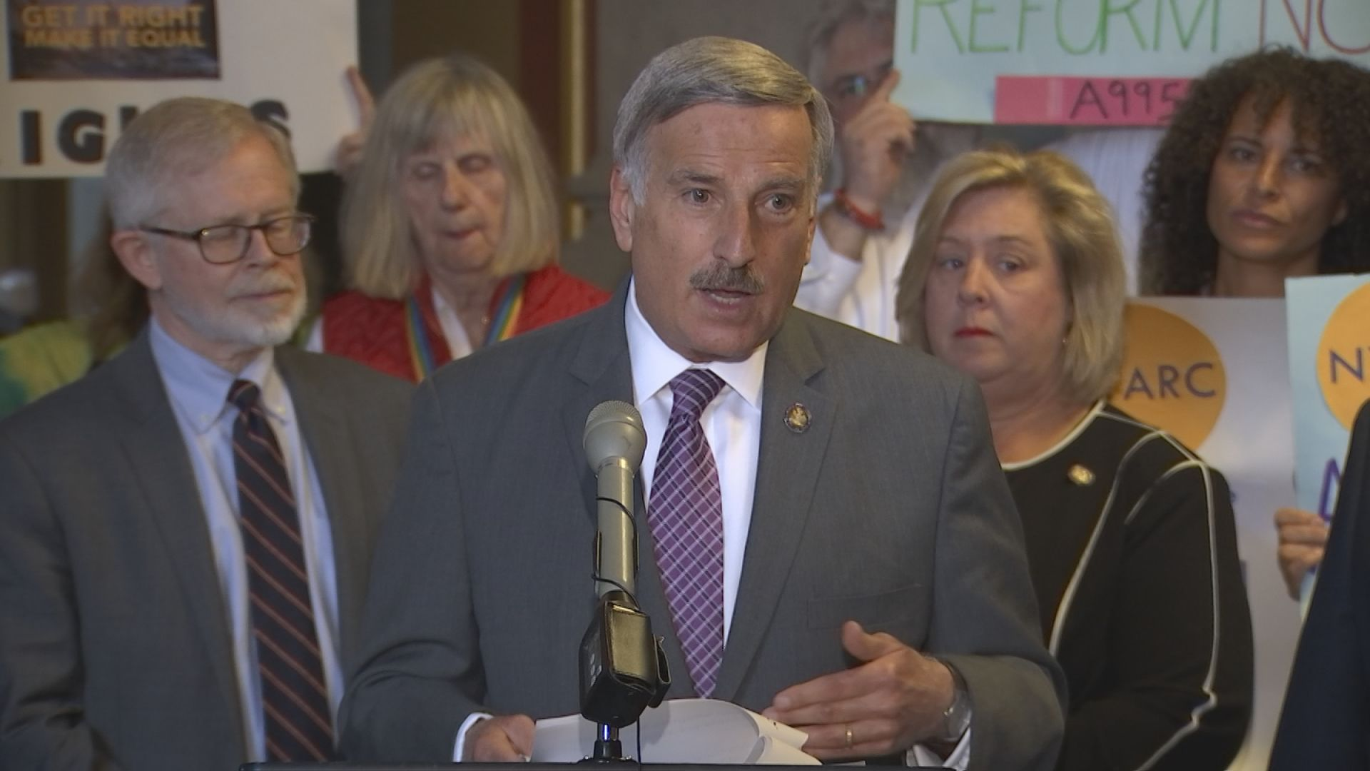 Weprin on the Right of Adoptees