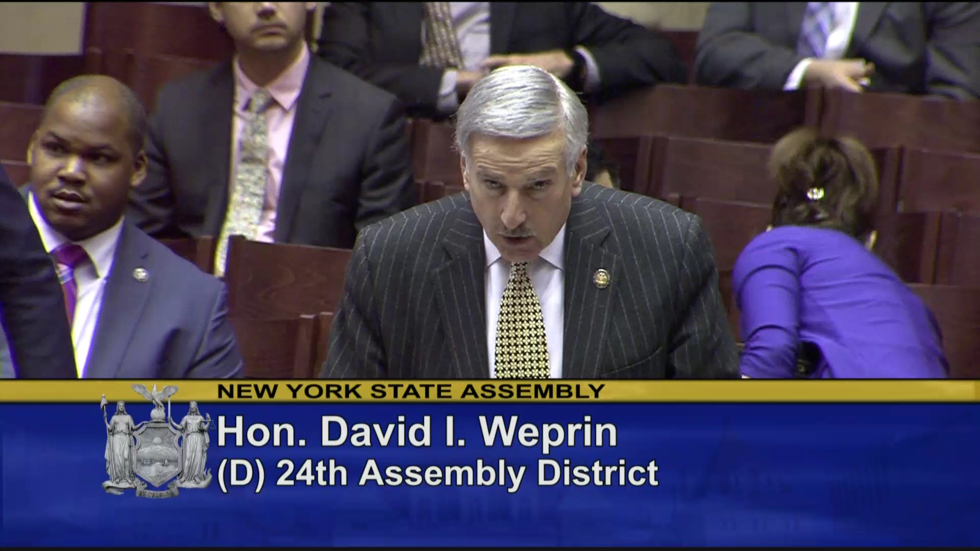Weprin Passes Bill to Improve Corrections Medical Review Board