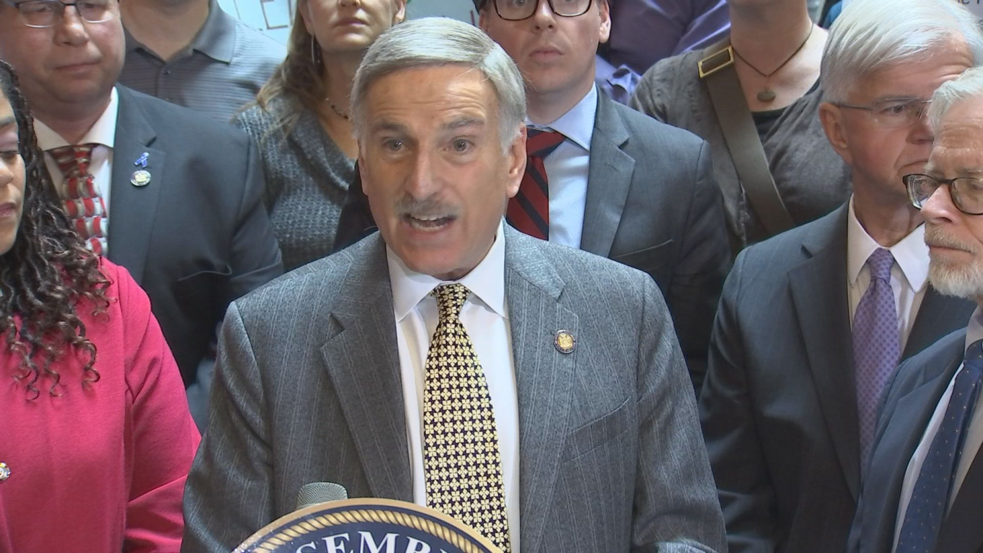 Weprin Advocates for Adoptees' Rights
