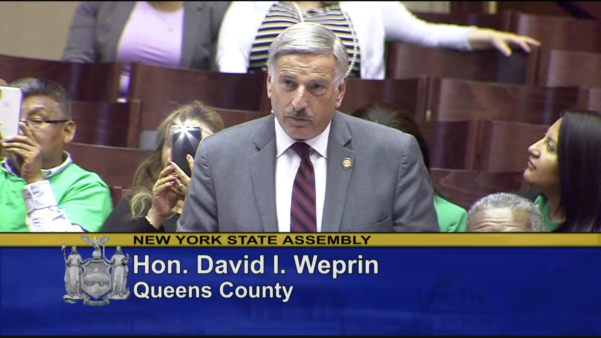 Weprin Fights to Expand Access to Driver's Licenses for Undocumented New Yorkers