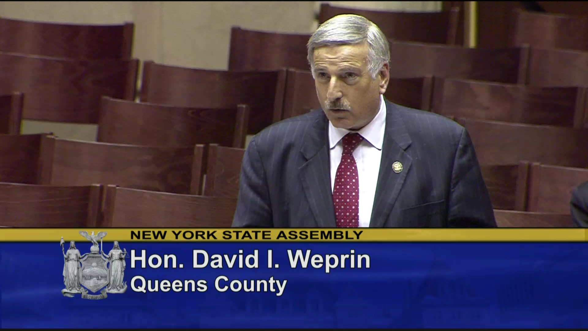 Weprin Advocates for State Employees Who Helped Clean Up After 9/11