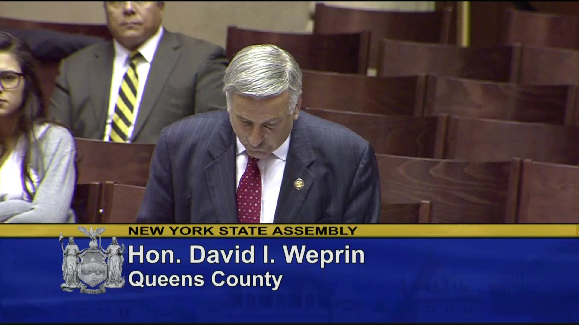 Weprin: Hold Private Utilities Responsible for Damages