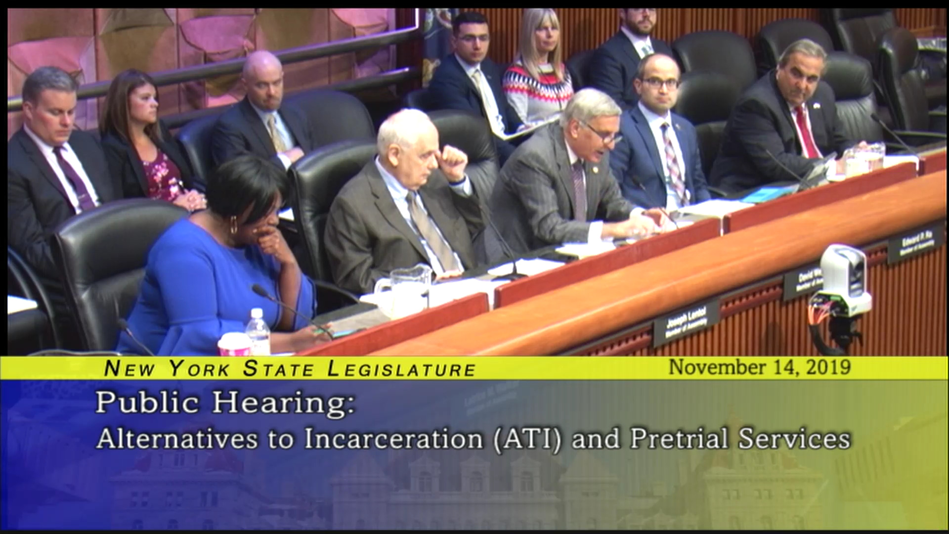 Public Hearing on Alternatives to Incarceration (ATI) and Pretrial Services (1)