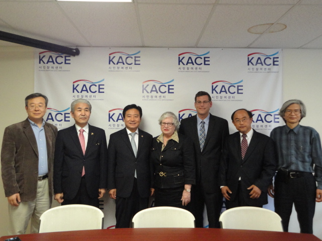 On May 15, 2014, Assemblyman Braunstein announced the introduction of A.9703 at a press conference at the Korean American Civic Empowerment headquarters with Senator Toby Ann Stavisky, Assemblyman Ron