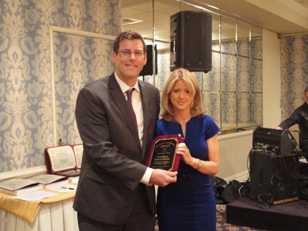 On June 27, 2014, Assemblyman Braunstein was honored by Services Now for Adult Persons, Inc. (SNAP) with the Board of Directors' Award at their 34th Anniversary Celebration. Assemblyman Braunstein is