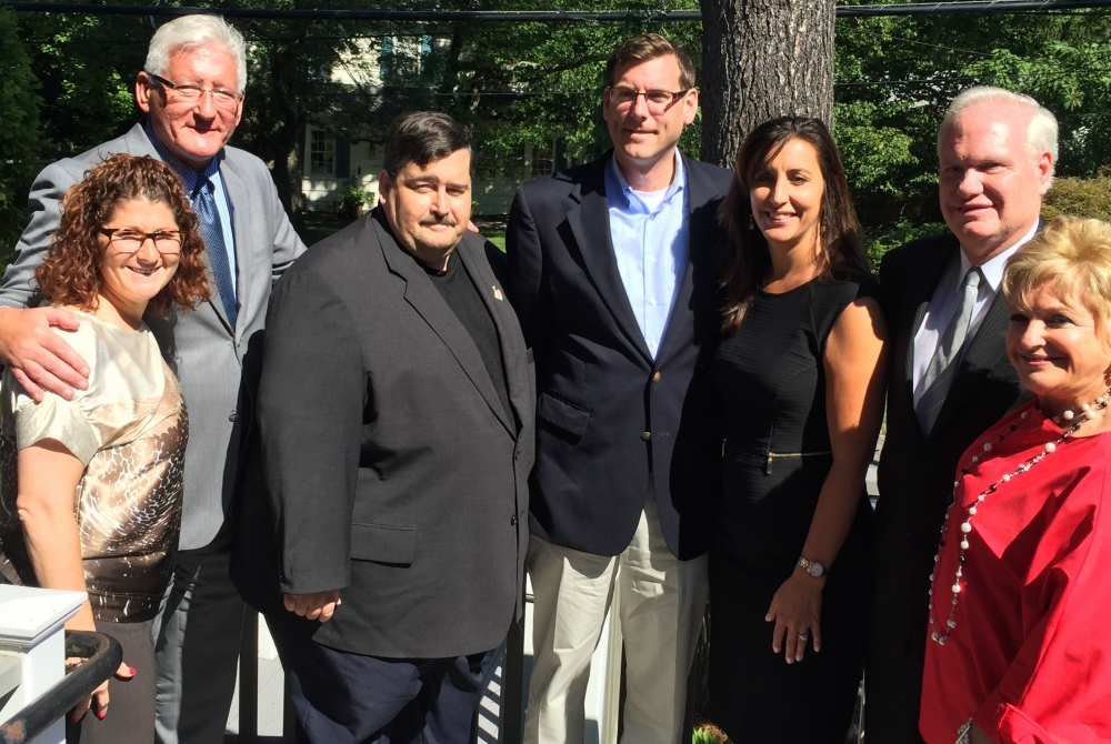 On August 3, 2016, Assemblyman Braunstein visited the Life's WORC Geraldo Rivera Group Home in Little Neck.