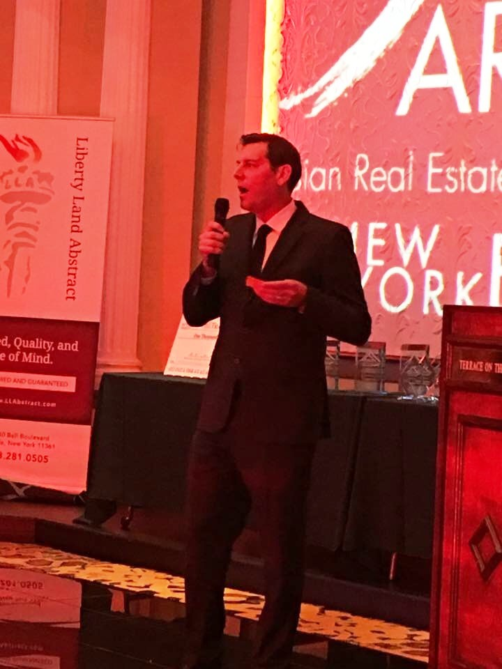 On October 19, 2017, Assemblyman Braunstein attended the Asian Real Estate Association of America New York East Chapter's 5th Annual Gala.<br />