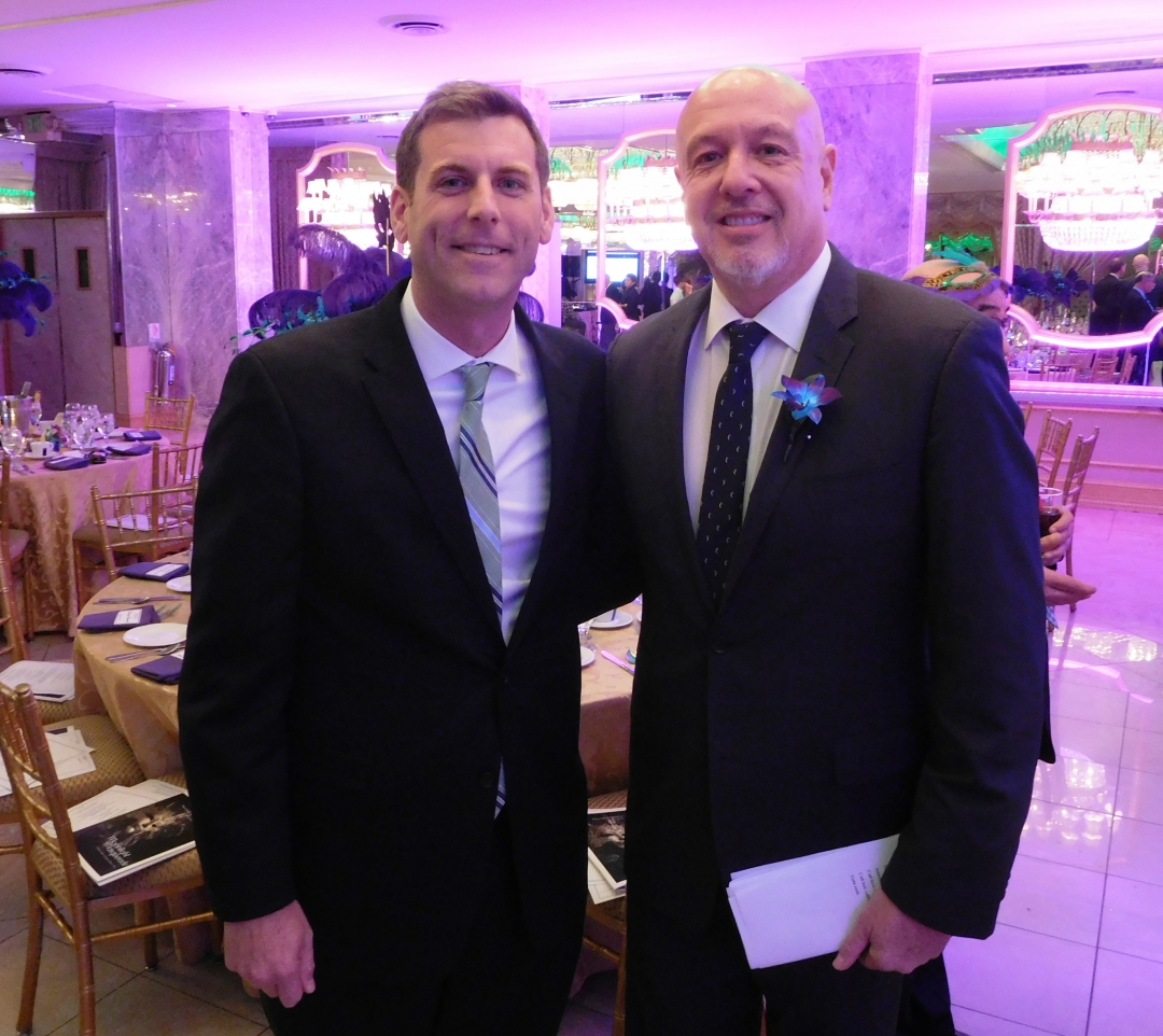 On October 25, 2018, Assemblyman Braunstein attended the Transitional Services for New York, Inc. 43rd Anniversary Dinner Dance Gala.