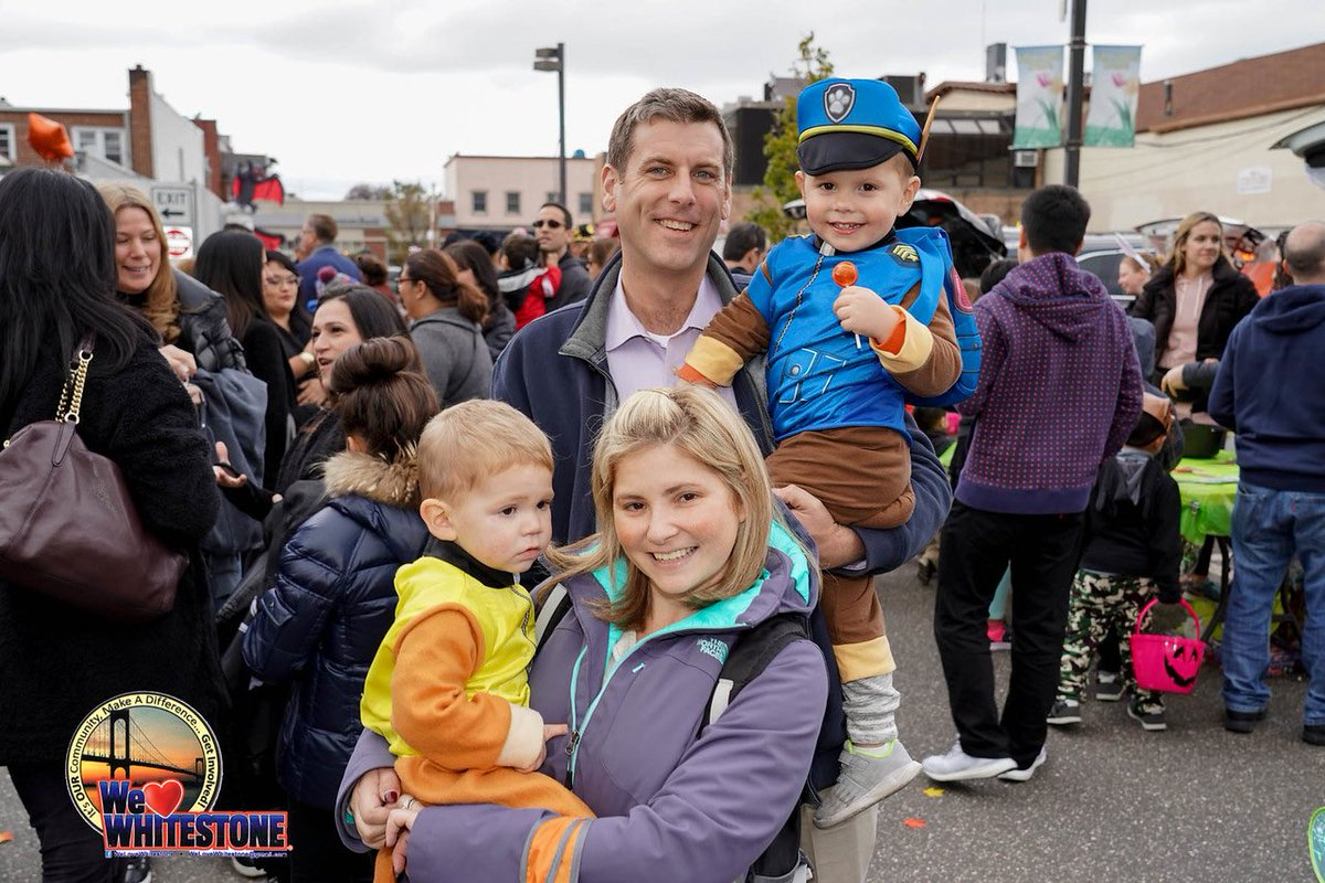 On October 28, 2018, Assemblyman Braunstein attended Whitestone's first