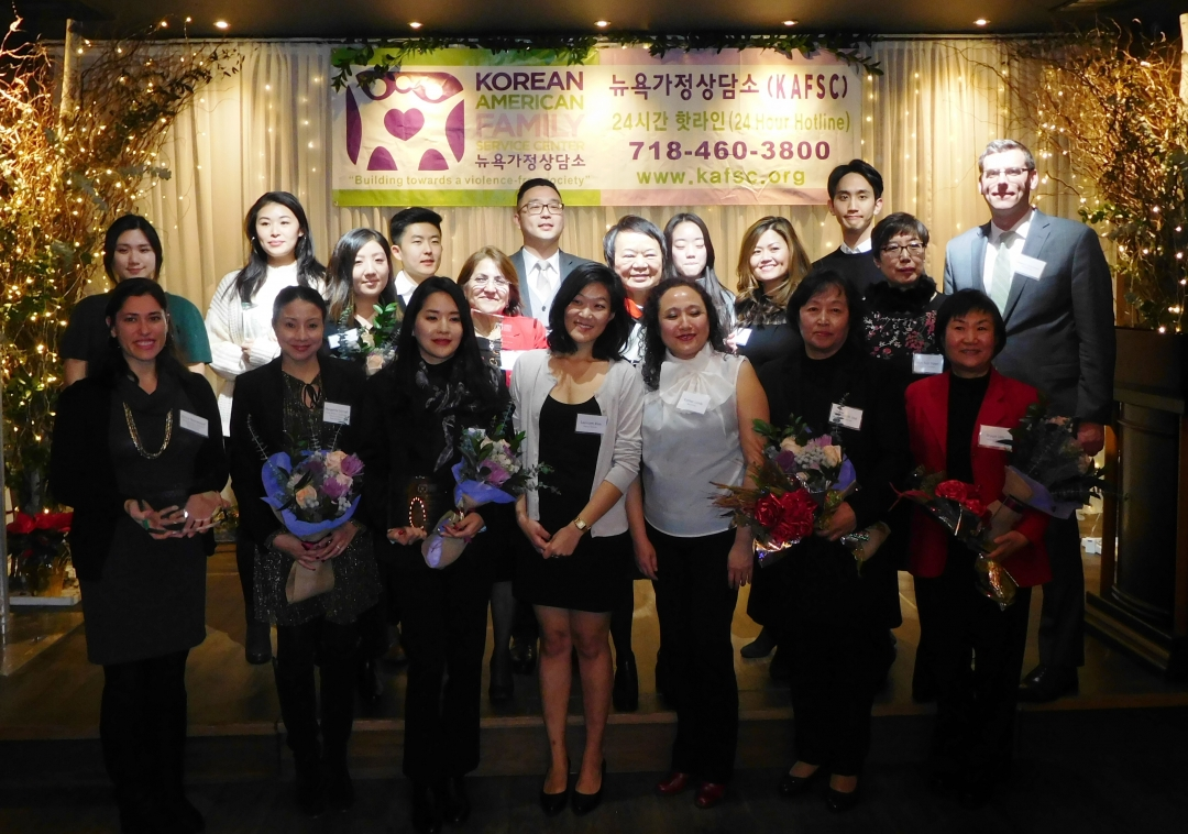 On December 18, 2018, Assemblyman Braunstein attended the Korean American Family Service Center Annual Volunteer Appreciation Party.