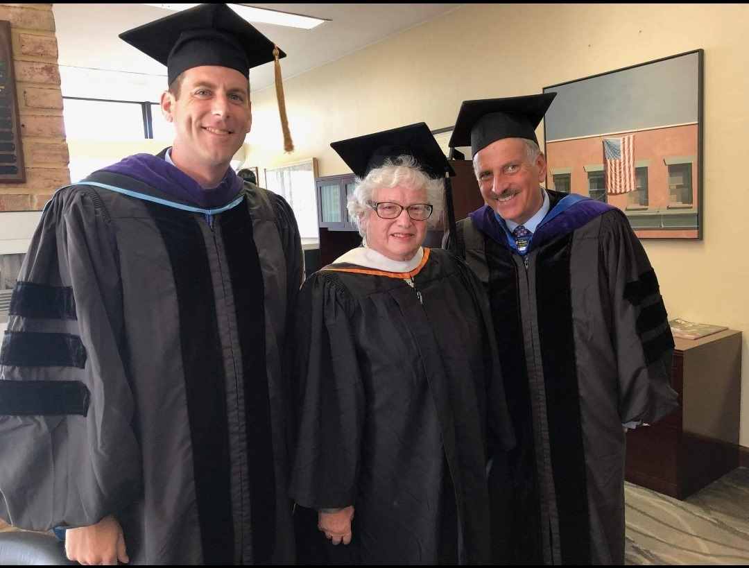 On May 31, 2019, Assemblyman Braunstein attended Queensborough Community College's 58th Commencement Exercise with Senator Toby Stavisky and Assemblyman David Weprin.