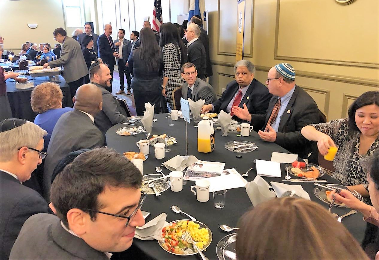 QJCC Legislative Breakfast 2020