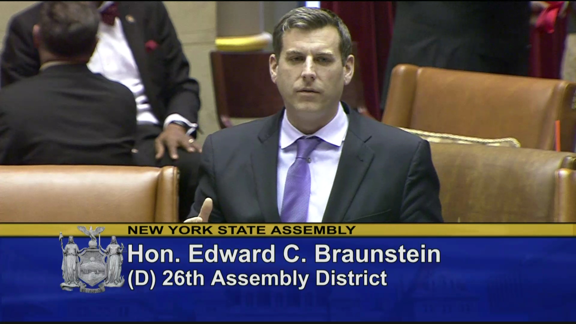 Braunstein Fights to Keep Guns Out of Dangerous Hands