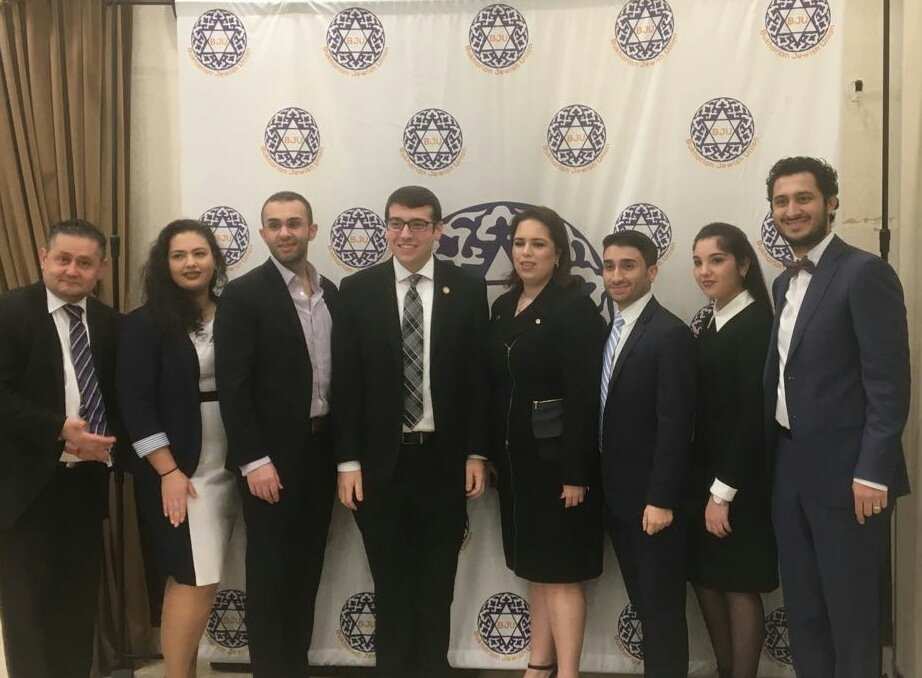Assemblymember Rosenthal addressed the Bukharian Jewish Union on ways the community and the Legislature can work together in addressing the opioid epidemic