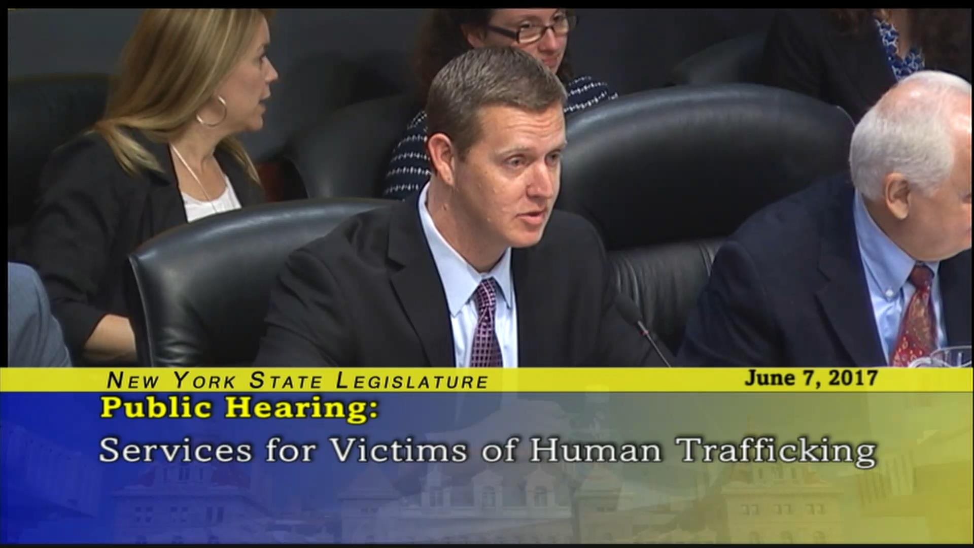 Ensuring NYS Can Liberate Victims of Human Trafficking Immediately