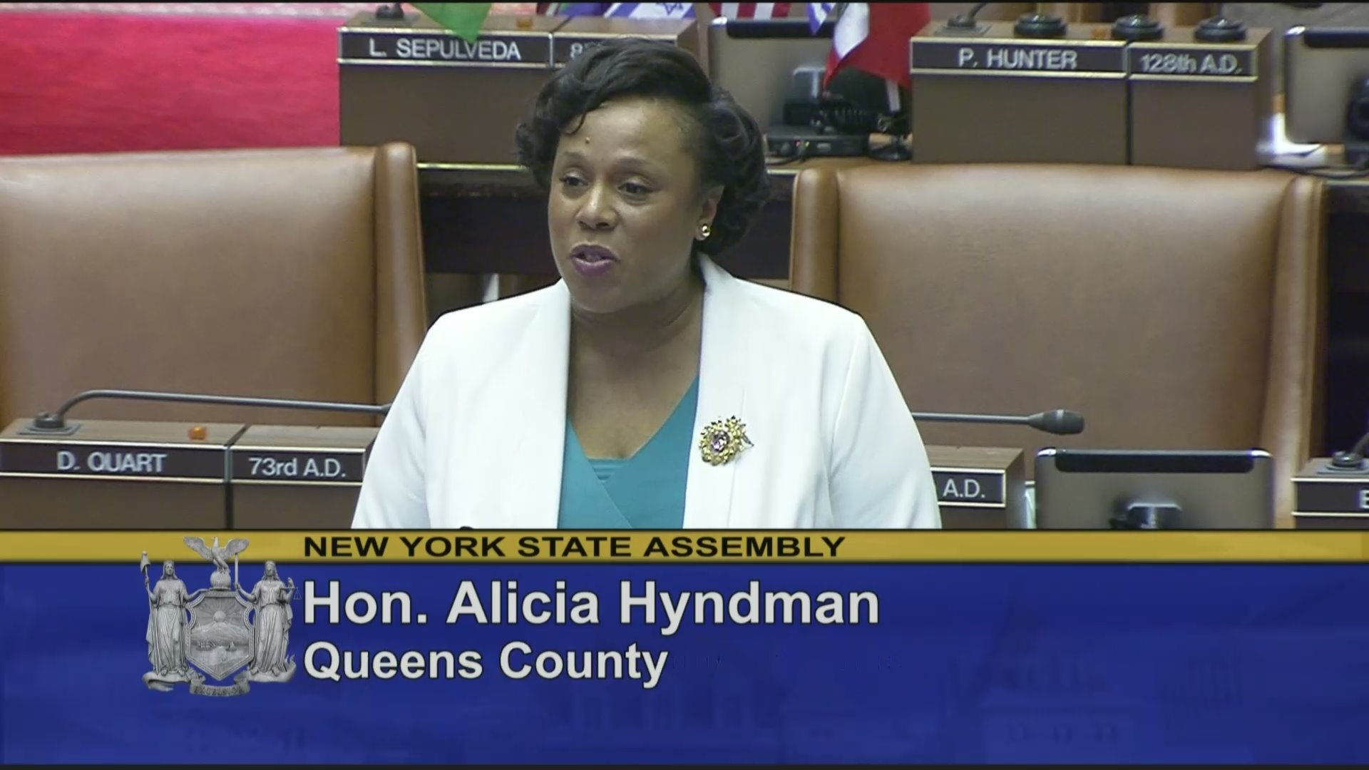 Assembly Passes Resolution Celebrating Queens Day in Albany