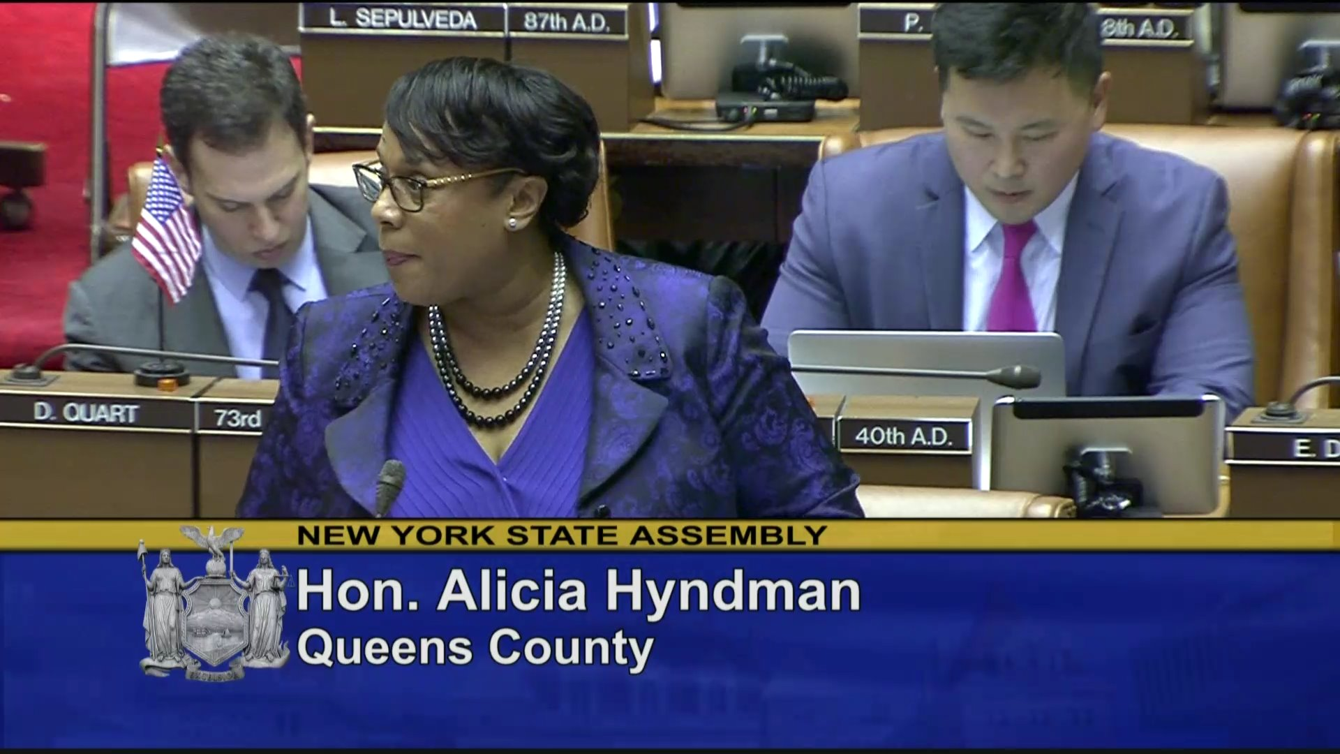 Hyndman Addresses Minority and Women-Owned Business Enterprises (MWBE's)