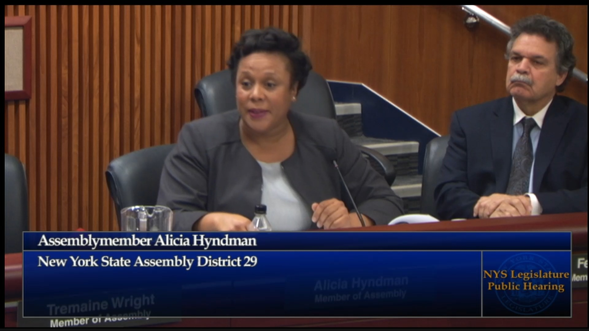 Hyndman Questions Infrequent Bus Service in Queens