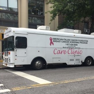 On July 13th, Assemblyman Barnwell, joined the American Italian Cancer Foundation, Emerald Isle Immigration Center, and other community partners in providing Free Mammogram Services for the community.  I want to thank the Cancer Foundation for their continued partnership in helping in early detection.<br />