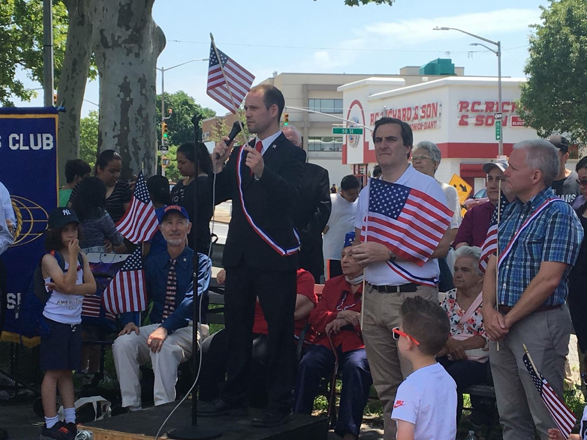 I joined the community for Flag Day. We must remember the sacrifices of those who fought & died to secure our liberties