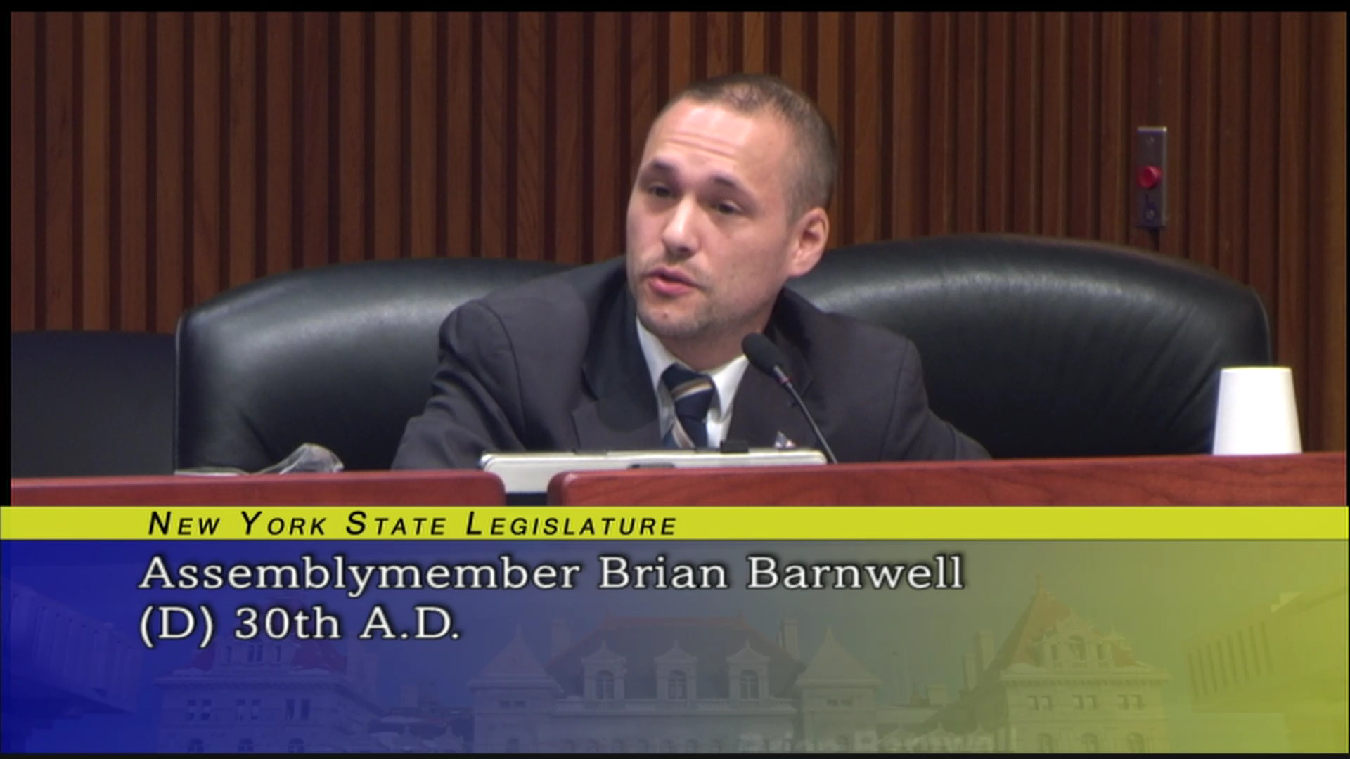 Barnwell Discusses Major Capital Improvements (MCIs) For Rental Units