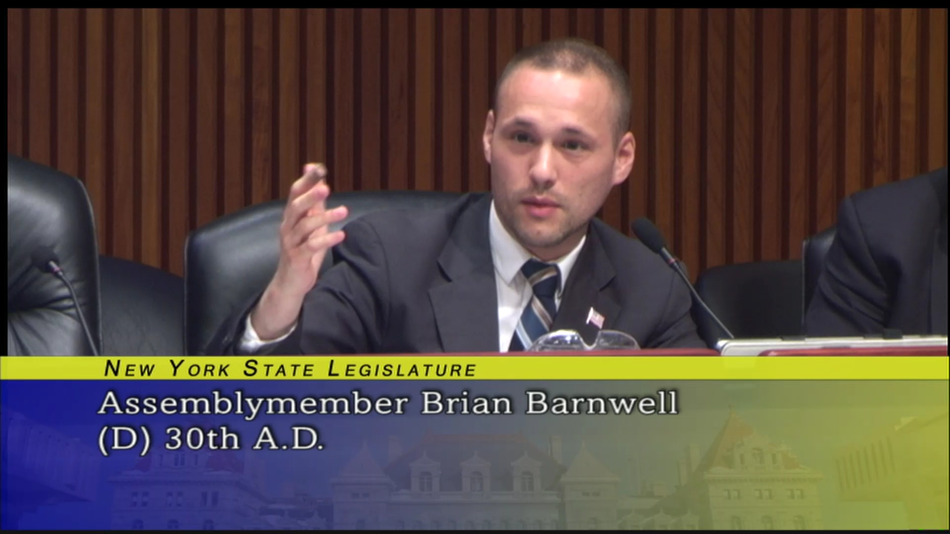Barnwell Fights to Keep New York Cities Affordable