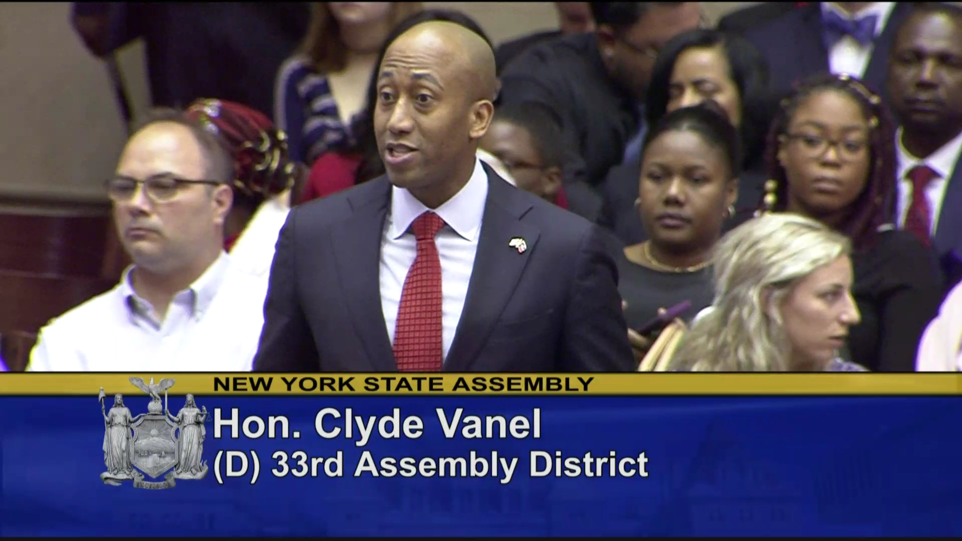Assemblymember Vanel Celebrates Haitian Unity Day