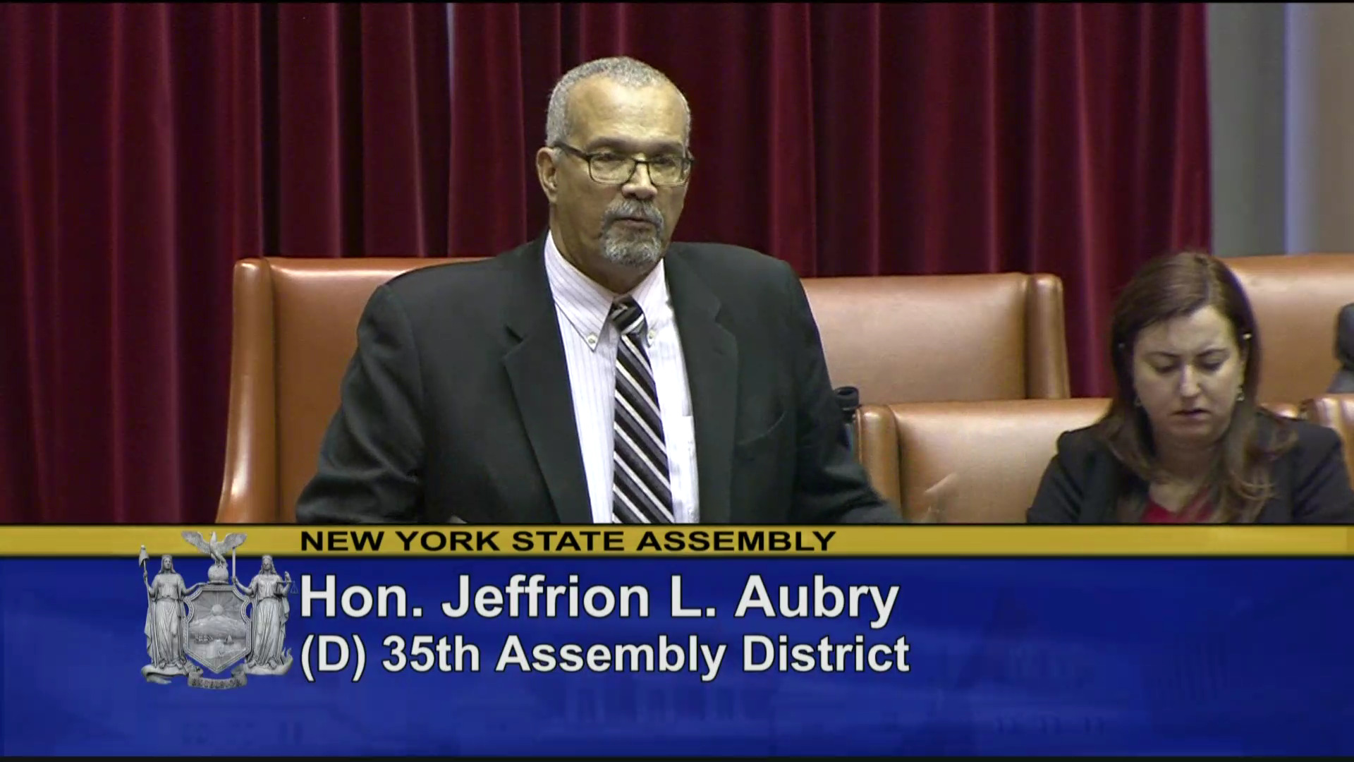 Assemblyman Aubry Honors Martin Luther King Jr.