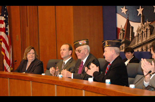 Veterans' Committee Hearing