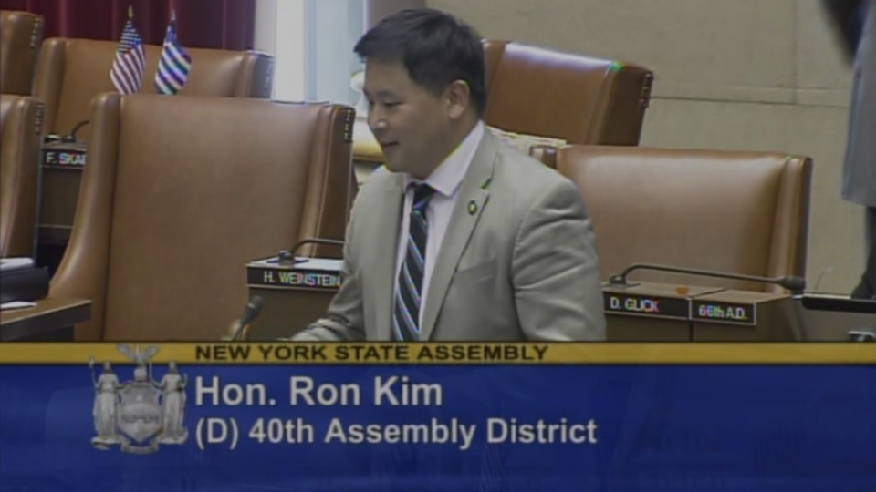 Assemblyman Kim Welcomes Consul General Zhang Qiyue
